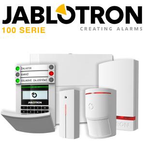 Jablotron 100 serie (prijzen op aanvraag!)